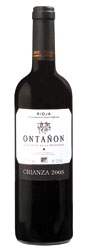 Ontanon 2005 Rioja Crianza