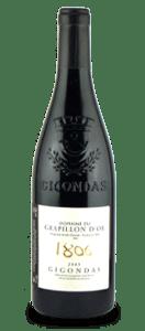 DOMAINE DU GRAPILLON D'OR 2007 1806 GIGONDAS