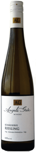 Angels Gate Riesling Sussreserve 2009