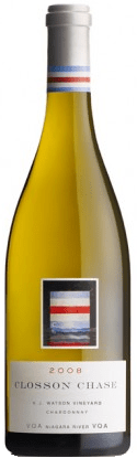 Closson Chase K.J. Watson Vineyard Chardonnay 2008