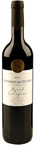 Domaine Les Yeuses Les Épices Syrah 2007