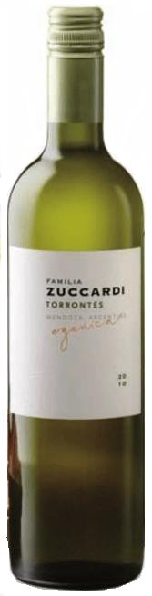 Familia Zuccardi Organica Torrontés 2010