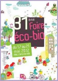Foire Ecobio d'Alsace
