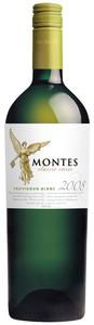 Montes Classic Series Sauvignon Blanc 2010