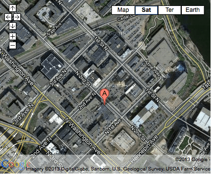 Splice Google Map