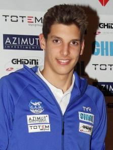 Matteo Lamberti, protagonista della fase regionale della Coppa Brema