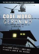 [Codeword: Geronimo front cover]