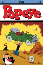 [Popeye #1 Cover A]