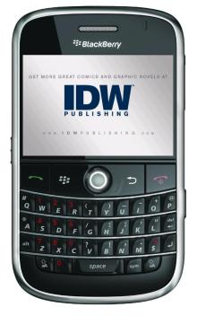[IDW on BlackBerry]