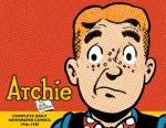 ARCHIE: THE COMPLETE DAILY NEWSPAPER STRIPS, 1946-1948 cover