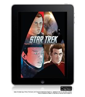 [Star Trek Movie Adaptation for the iPad]