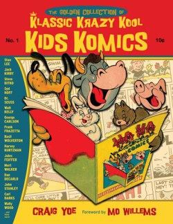 [The Golden Collection of Klassic Krazy Kool Kids  Komics cover]