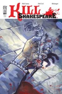 [Kill Shakespeare #1 cover]