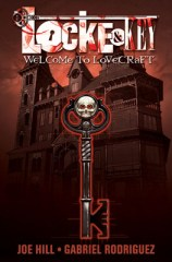 [Locke & Key: Welcome to Lovecraft cover]