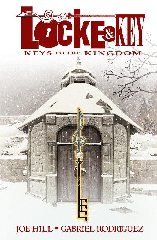LOCKE & KEY: KEYS TO THE KINGDOM cover