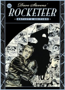 Rocketeer Artist's Edition cover