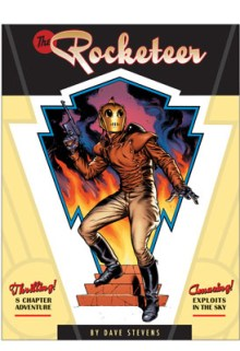 The Rocketeer: The Complete Adventures cover