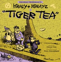 [Krazy & Ignatz in Tiger Tea cover]