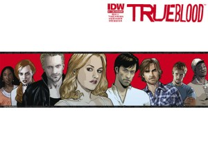[True Blood #1 NYCC cover]