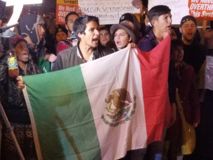 Immigrant youth standing up for their rights