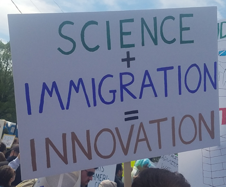 Science + immigration = innovation