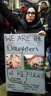 We are the daughters...