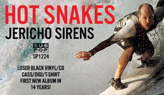 Hot Snakes - Jericho Sirens