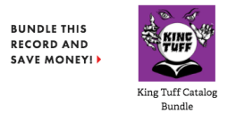 King Tuff album catalog bundle
