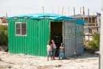 shack marked for removal