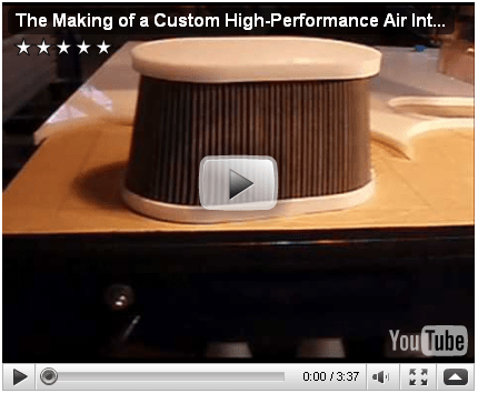 Custom Air Intake Filter | Performance Filtration Products