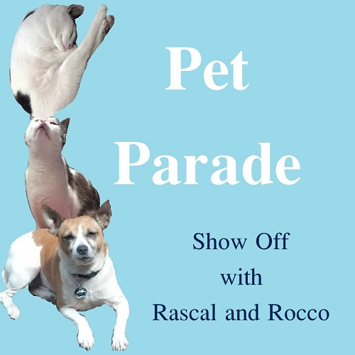 Pet Parade with Rascal and Rocco
