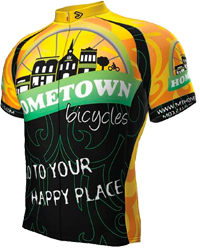 Hometown Cycling Team Jersey