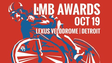 LMB Awards at the Lexus Velodrome in Detroit
