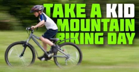 Take a Kid Mountain Biking Day at Brighton Rec