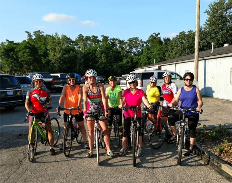 Hometown Bicycles Women's Road Ride