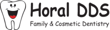 Dr. Horal Family and Cosmetic Dentistry logo