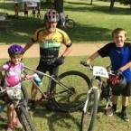 Team Hometown Bicycles at Take a Kid Mountain Biking Day with PotoIMBA
