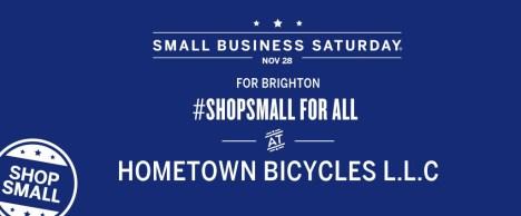 Shop Small at Hometown Bicycles