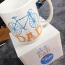 DAD bicycle mugs