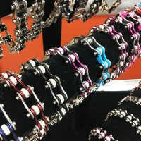 Echo Lake Steel bracelets at Hometown Bicycles