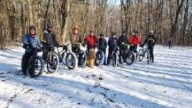 Fat Tire Bikes at Hometown Bicycles - fat bike rental