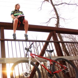 Hometown Bicycles Social Media Guru Meghan Terbush
