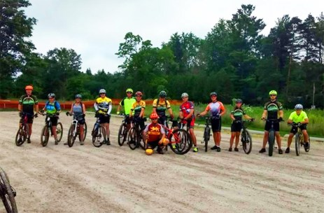 Hometown Bicycles Sunday Hartland Gravel Grinder Shop Ride