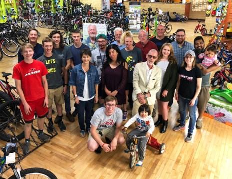 Hometown Bicycles Crew 2018
