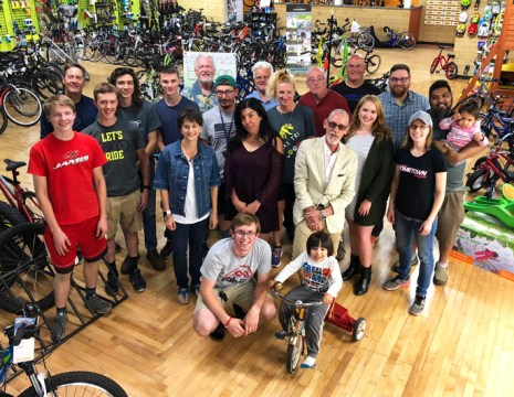 Hometown Bicycles Crew 2018