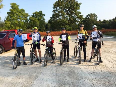 Hometown Bicycles Sunday Hartland Gravel Grinder ride