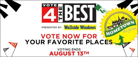 Vote 4 the Best Bike Shop - Hometown Bicycles