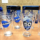 Park Tool commemorative glasses