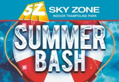 Sky Zone Indoor Trampoline Park Summer Bash