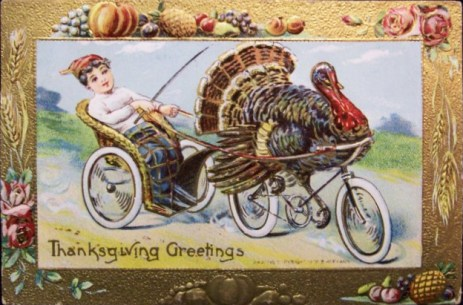 Thanksgiving greetings from your Hometown Crew!